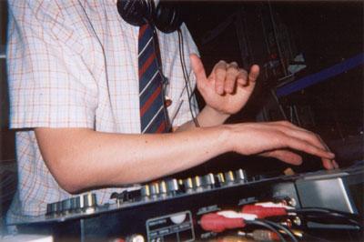 Il Covo, 31 dicembre 2004: Assistente dell'Uomo Dell'Anno