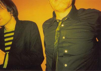Il Covo, 31 dicembre 2004: Noto Giornalista Musicale con Noto Musicista Colto