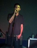 Radio Dept. live in Bologna, 1 maggio 2004 -  Johan