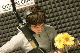 Tender Forever, live at polaroid (Radio Città del Capo) and at the Covo club, 14 aprile 2006